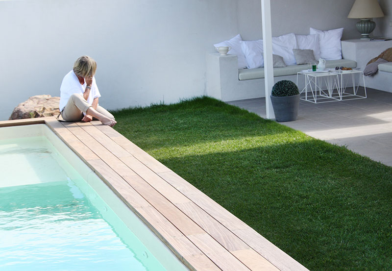 Villa louer en corse en bord de mer avec piscine - Location villa avec piscine en corse ...